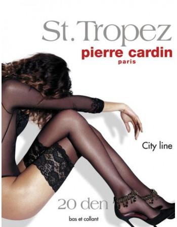 """Женские чулки """"St.Tropez"""" 20 den."""