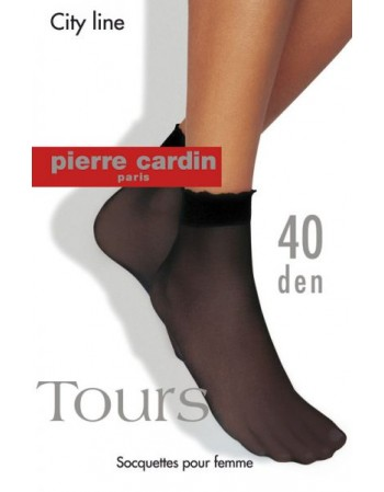 "Женские носочки ""Tours"" 40 den"