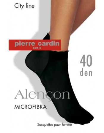 "Женские носочки ""Alencon"" 40 den."