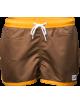 "Swimming shorts ""Saint Paul Brown"""