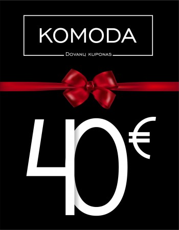 Forty euro gift voucher