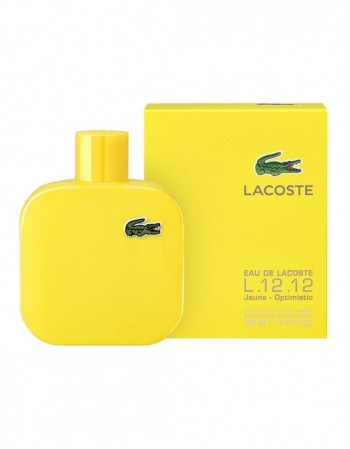 LACOSTE Eau de Lacoste L.12.12 Yellow EDT 100ml