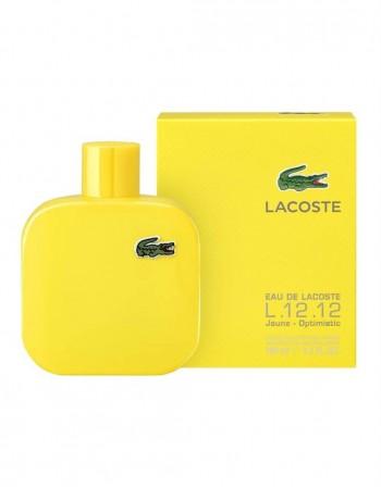 "Парфюм для него LACOSTE ""Eau de Lacoste L.12.12 Yellow"" EDT 100Ml"