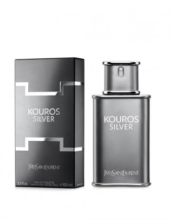 "Парфюм для него YVES SAINT LAURENT ""Laurent Kouros Silver"" EDT 50Ml"