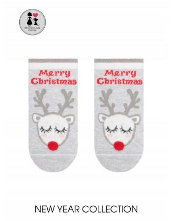 """Vaikiškos kojinės """"Merry Christmas"""""""
