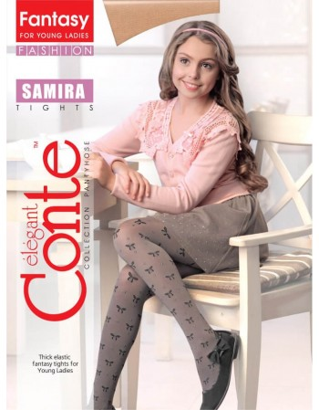 "Tights for children ""Fantasy Samira"""