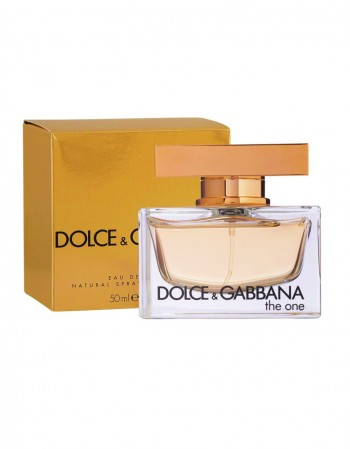"""Perfume For her DOLCE & GABBANA """"The One"""" EDP 50 Ml"""