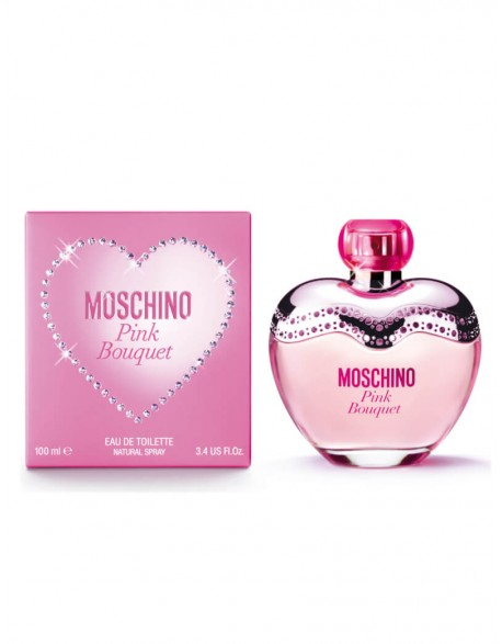 MOSCINO Pink Bouguet EDT 100 ml
