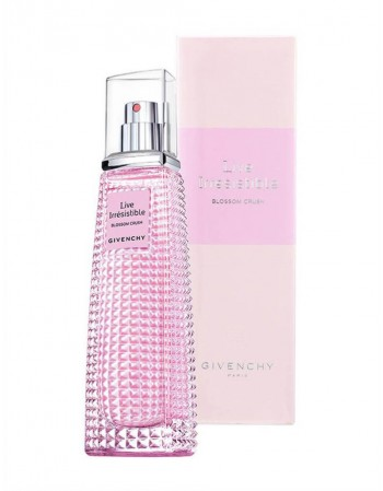 """Perfume For her GIVENCHY """"Live Irrestible Blossom Crush"""" EDT 50 Ml"""