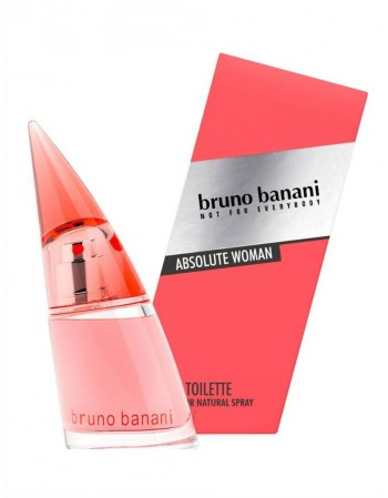 """Perfume For her BRUNO BANANI """"Absolute Woman"""" EDT 40 Ml"""