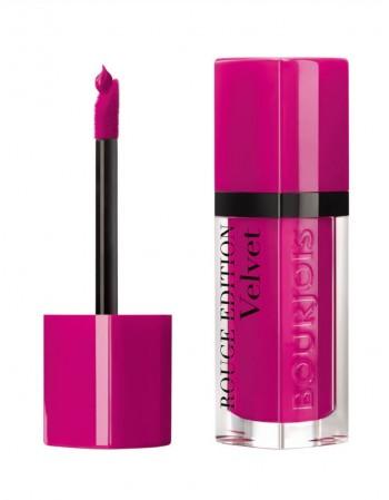 Lipstick BOURJOIS Rouge Edition Velvet 05 Ole Flamingo