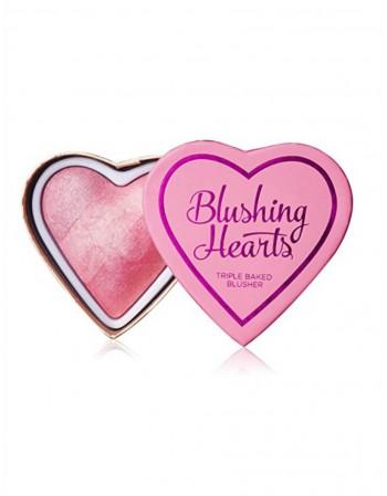 Румяна I LOVE MAKEUP Blushing Hearts