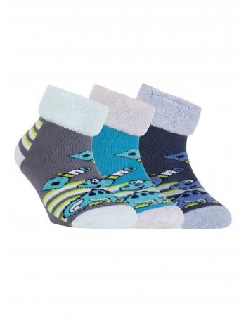 "Children's socks ""Soft Tiki 258"""