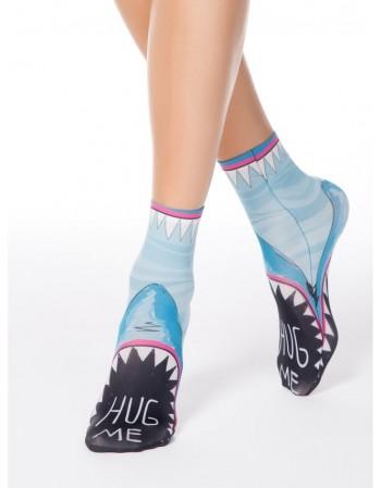 "Женские носочки ""Shark"""