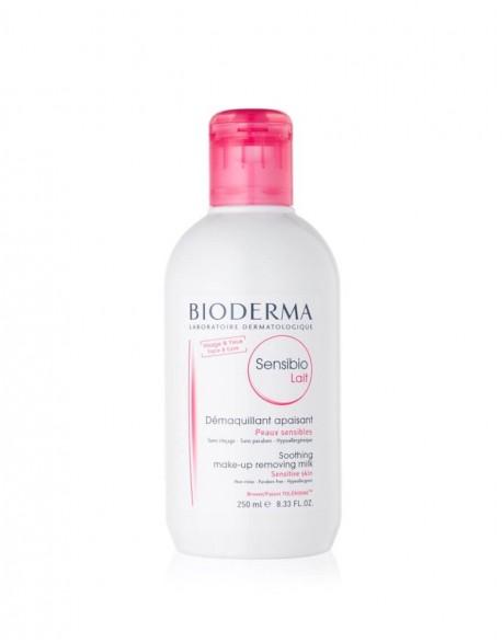 """Veido pienelis """"BIODERMA Sensibio lait soothing make-up"""""""
