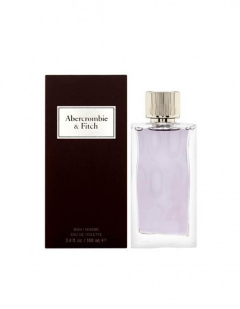 "Perfume for Him ABERCROMBIE&FITCH ""First Instinct"" EDT 100 Ml"
