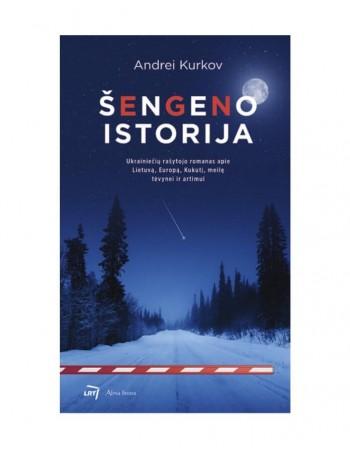 """Knyga """"Šengeno istorija"""""""