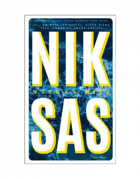 """Knyga """"Niksas"""""""