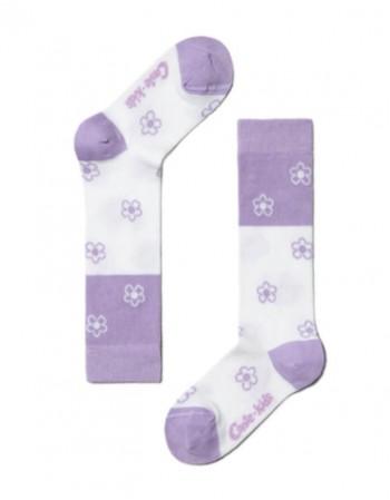 """Детские носки """"White Lilac"""""""