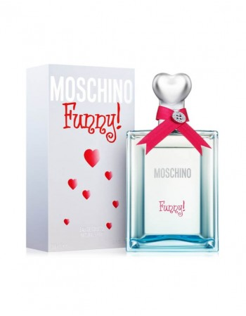 """Perfume For her MOSCHINO """"Funny!"""" EDT 50 Ml"""