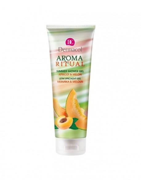 M.Dušo Želė DERMACOL AROMA RITUAL Apricot&Melon, 2501 Ml