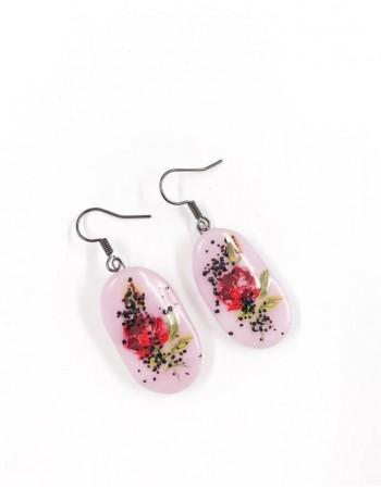 """Earrings """"Gėlių valsas"""""""