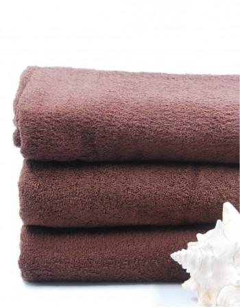 "Medvilninis Rankšluostis ""Brown Cotton"""