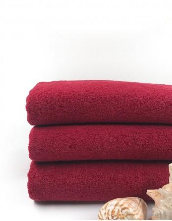 "Medvilninis Rankšluostis ""Red Cotton"""