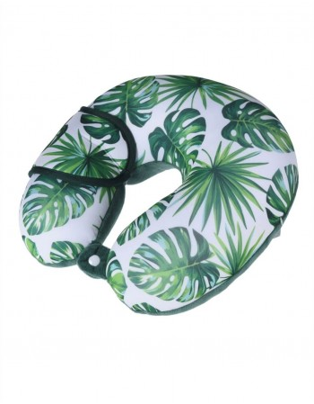 "Travel Pillow ""Tropic"""