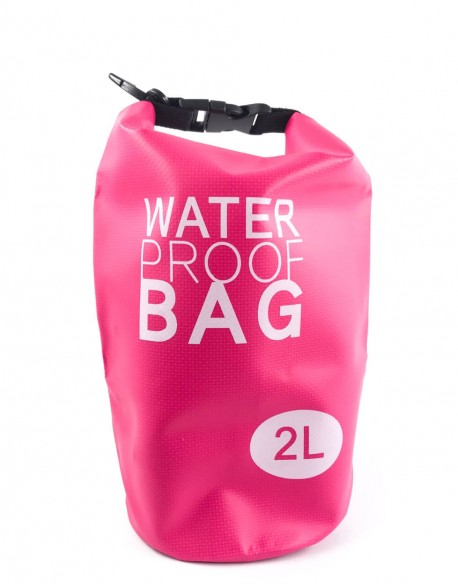 "Sportinis Krepšys ""Waterproof Pink"""