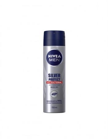 "Vyr. Antiperspirantas ""Nivea Man Silver Protect"""