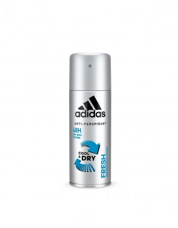 "Male Antiperspirant ""Adidas Cool & Dry"", 150 ml"