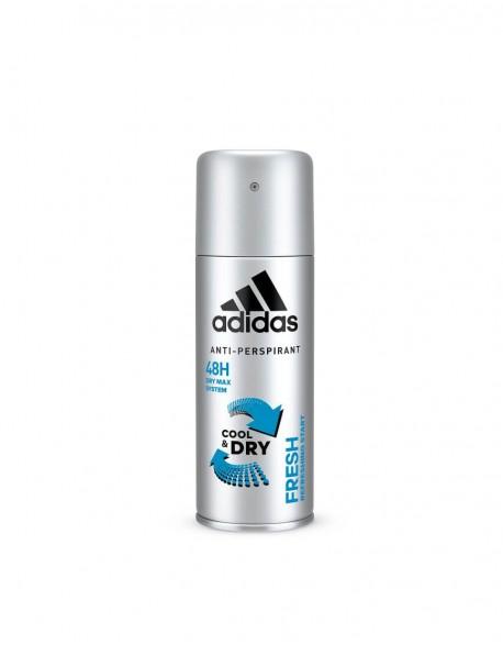 "Vyriškas Antiperspirantas ""Adidas Cool & Dry"", 150 ml"