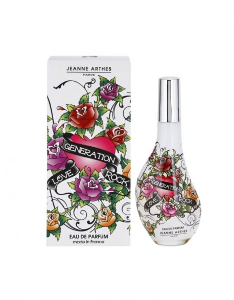 "Kvepalai Jai JEANNE ARTHES ""Love Generation Rock"" EDP 60 Ml"