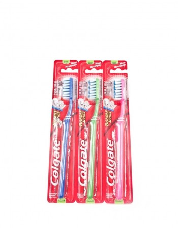 """Toothbrushes """"COLGATE Double Action medium"""""""