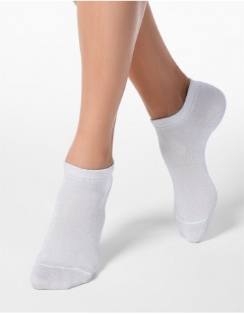 "Женские носочки ""Simple grey"""