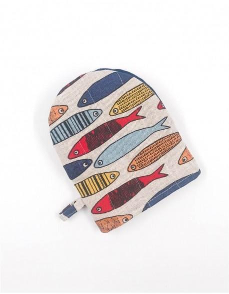"Puodkėlė ""Colorful Fishes"""