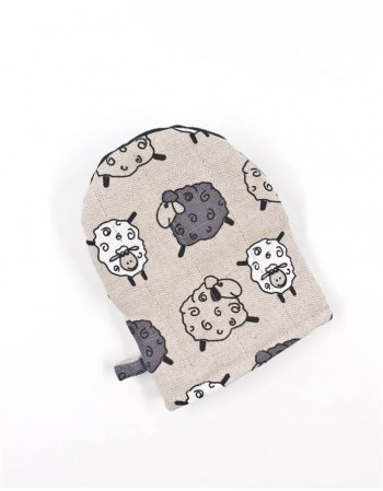 "Kitchen glove ""Sheeps Kitchen"""