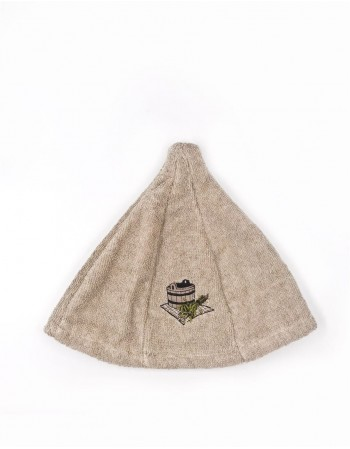 "sauna hat ""Head Cover"""