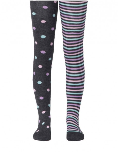 "Children's tights ""Dots and Lines"""