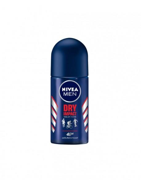 "Mees Higistamisvastane ""Nivea Men Dry Impact"", 50 Ml"