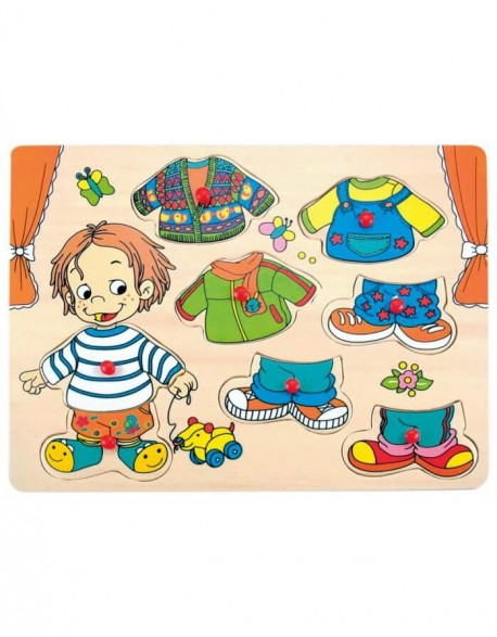 "Clothing board ""Sebastian"""