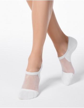 """Women's socks """"Freedom White"""""""