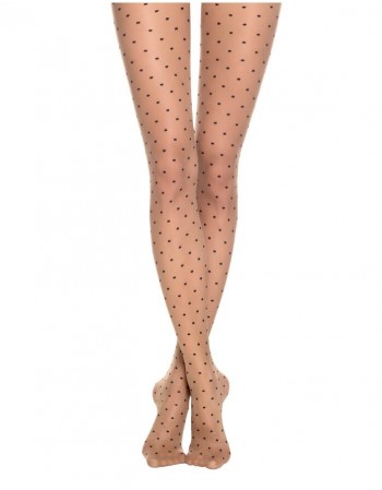 "Women's Tights ""Fantasy Pois"" 20 Den"