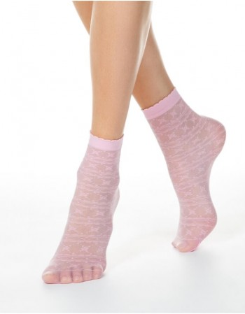 "Women's socks ""Rose"""
