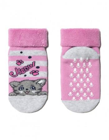 """Children's socks """"Meow"""""""