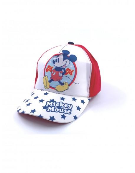 """Children's hat """"Mickey Red"""""""