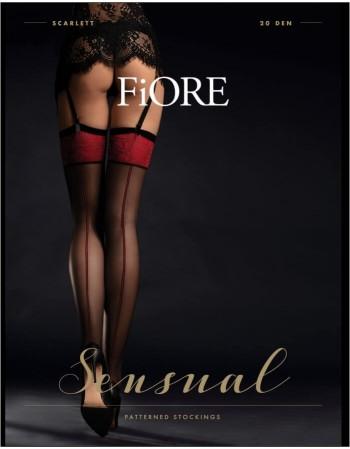 """Women's socks """"Scarlett"""" 20 Den"""