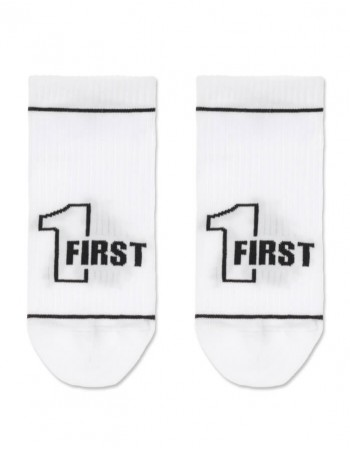 "Children's socks ""First"""