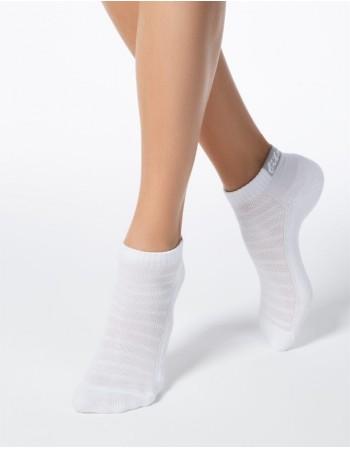 "Women's socks ""Alora white"""